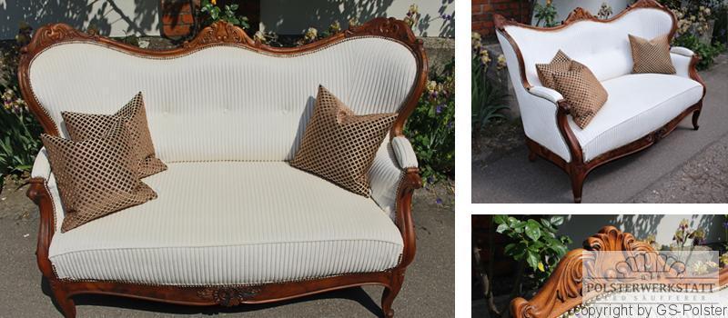GS Polster Abverkauf - klassisches Sitzmöbel